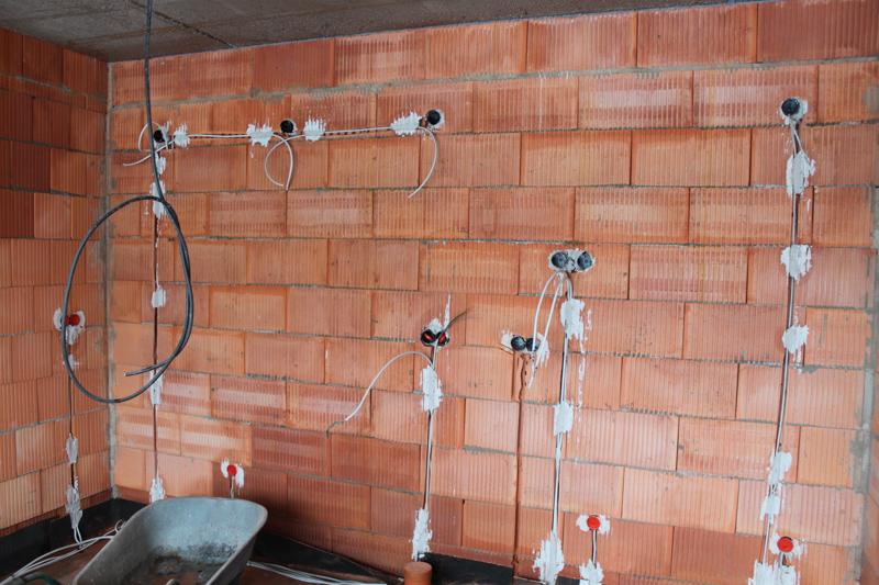 Elektroinstallation Küche (2. Versuch)   AllesK